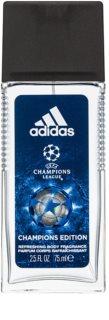 Adidas UEFA Champions League Champions Edition desodorizante vaporizador para homens