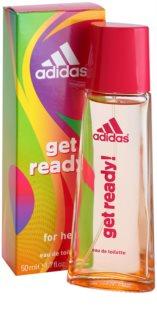 Adidas Get Ready! toaletná voda pre ženy