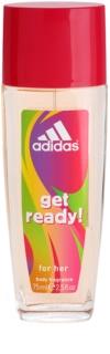 Adidas Get Ready! spray corporal perfumado