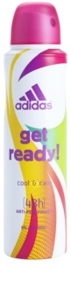 Adidas Get Ready! Cool & Care Antiperspirant für Damen