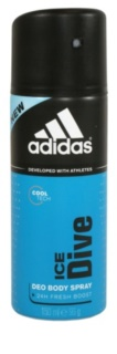 Adidas Ice Dive Deospray for Men 24 h