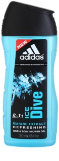 Adidas Ice Dive gel de ducha