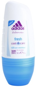 Adidas Fresh Cool & Care dezodorant roll-on pre ženy