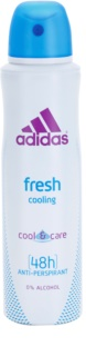 Adidas Fresh Cool & Care spray anti-perspirant