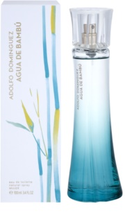 Adolfo Dominguez Agua de Bambú eau de toilette for Women
