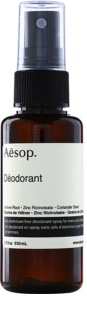 Aēsop Body desodorante roll-on en spray sin aluminio