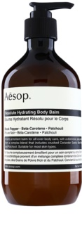 Aēsop Body Resolute Hydrating baume corps adoucissant