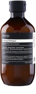 Aēsop Hair Nurturing shampoing nourrissant pour cheveux indisciplinés