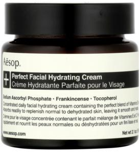 Aēsop Skin Perfect crème hydratante pour peaux normales à déshydratées