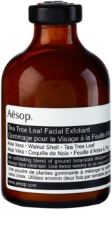 Aēsop Skin Tea Tree Leaf  exfoliant pulbere