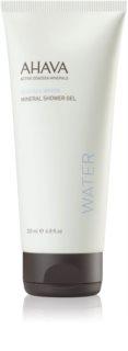 Ahava Dead Sea Water mineralni gel za prhanje z vlažilnim učinkom