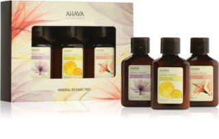 Ahava Mineral Botanic dárková sada I. pro ženy