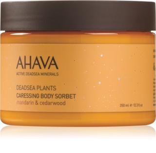 Ahava Dead Sea Plants jemný telový sorbet