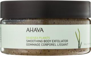 Ahava Dead Sea Plants vyhladzujúci telový peeling