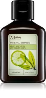 Ahava Mineral Botanic Lemon & Sage sanfte Bodymilch