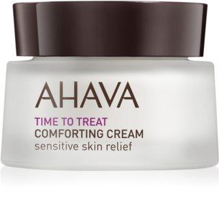 Ahava Time To Treat Comforting Cream zklidňující krém pro citlivou pleť