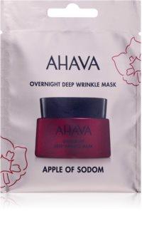 Ahava Apple of Sodom noční maska na hluboké vrásky
