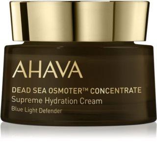 Ahava Dead Sea Osmoter crema hidratante ligera  para todo tipo de pieles