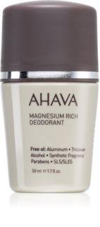Ahava Time To Energize Men déodorant roll-on minéral pour homme
