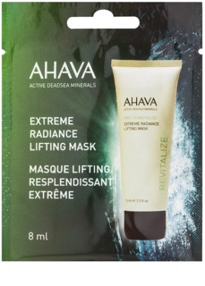 Ahava Time To Revitalize posvetlitvena lifting maska