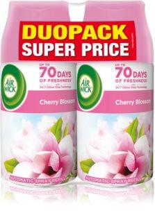 Air Wick Freshmatic Cherry Blossom osvežilec zraka nadomestno polnilo DUO