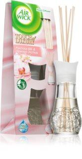 Air Wick Touch of Luxury Precious Silk & Oriental Orchids aroma difusor com recarga