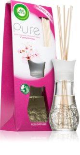 Air Wick Pure Cherry Blossom aroma difusor com recarga com fragrância floral