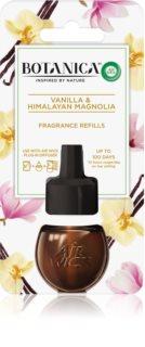 Air Wick Botanica Vanilla & Himalayan Magnolia reumplere în aroma difuzoarelor