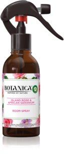 Air Wick Botanica Island Rose & African Geranium pršilo za dom z vonjem vrtnic