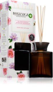 Air Wick Botanica Island Rose & African Geranium diffuseur d'huiles essentielles arôme rose
