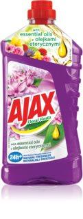 Ajax Floral Fiesta Lilac Breeze universal cleaner