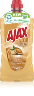 Ajax Optimal 7 Almond препарат за почистване на под