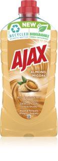 Ajax Optimal 7 Almond produs pentru curățarea podelei