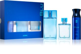 Ajmal Blu Gift Set for Men