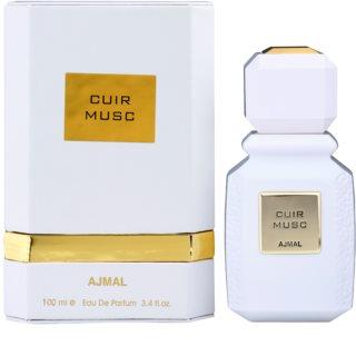Ajmal Cuir Musc eau de parfum unisex