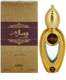 Ajmal Wisal Dhahab eau de parfum unissexo
