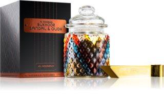 Al Haramain Bukhoor Sandal & Oudh frankincense