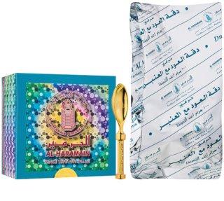 Al Haramain Al Haramain Duggat Al Oudh Ma'Al Amber incenso