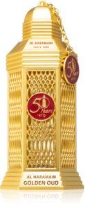 Al Haramain Golden Oud 50 years Eau de Parfum unisex