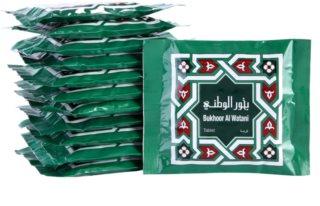 Al Haramain Bukhoor Al Watani incenso