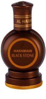 Al Haramain Black Stone parfümiertes öl für Herren