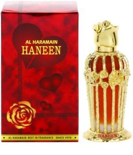 Al Haramain Haneen perfume unissexo