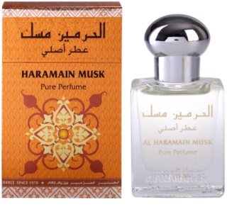 Al Haramain Musk perfumed oil for Women