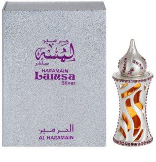 Al Haramain Lamsa Silver парфумована олійка унісекс