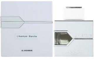 Al Haramain L'Aventure Blanche eau de parfum δείγμα για γυναίκες