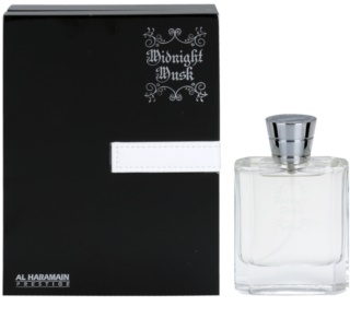 Al Haramain Midnight Musk eau de parfum unissexo