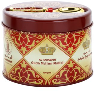 Al Haramain Oudh Ma'Jun Maliki incenso