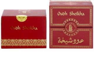 Al Haramain Oudh Sheikha incienso 25 g