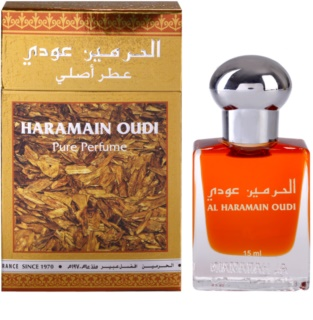 Al Haramain Oudi perfumed oil Unisex