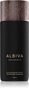 Albiva ECM Advanced Repair Nourishing Cleanser gel démaquillant purifiant nutrition et hydratation